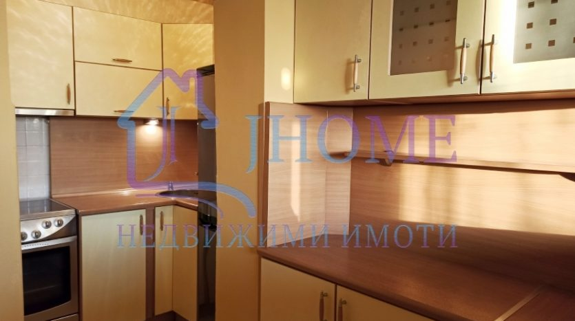 Three rooms apartment for rent, center