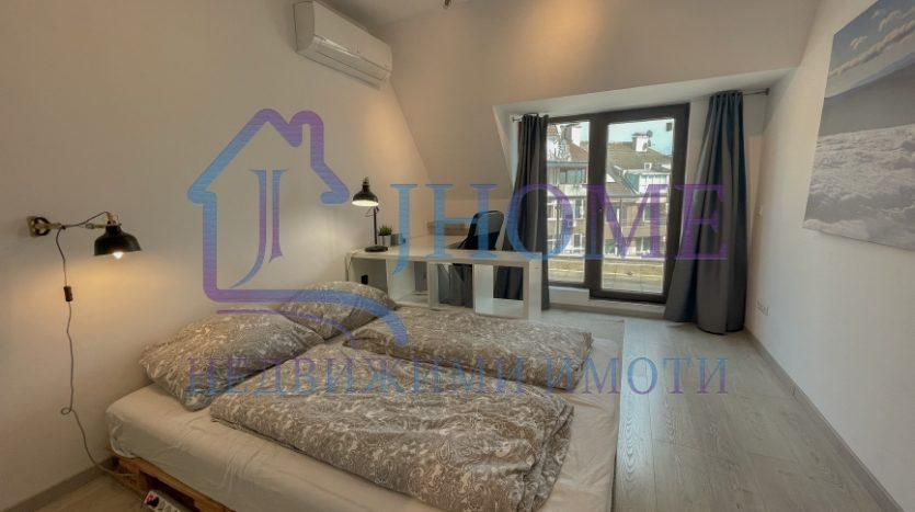Луксозен 2-стаен апартамент с паркомясто, ул. Дойран
